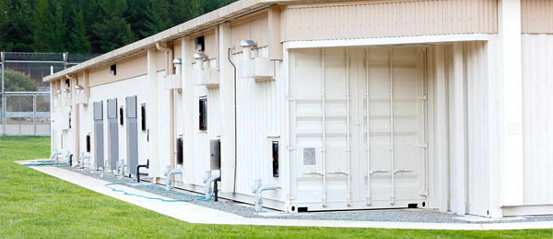 Rimutaka Prison Container Design Build - MCL